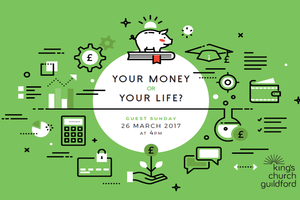 Guest Sunday: Your money or your life?