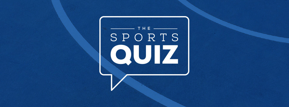 Sports Quiz - 22nd September